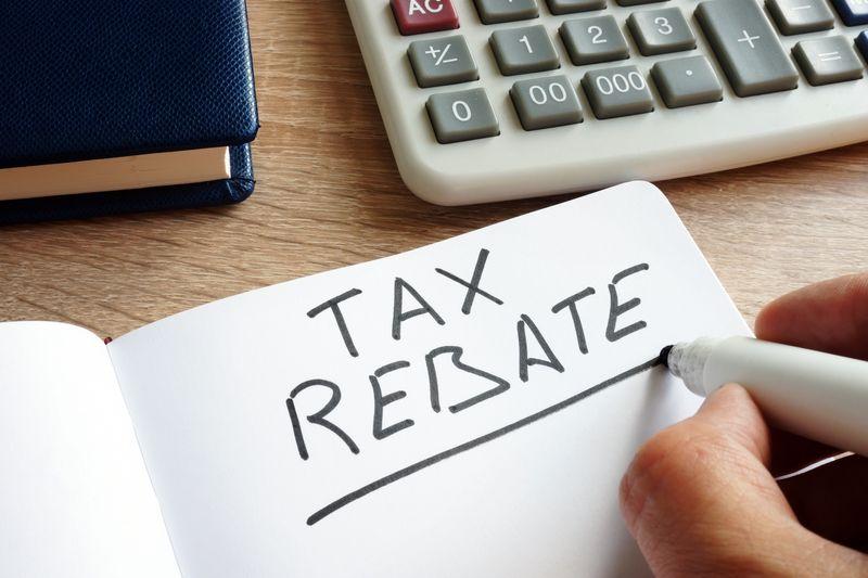 tax and rebates