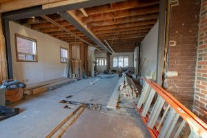 Substantial Renovation