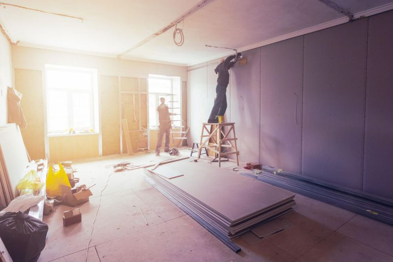 After completing a substantial renovation you should fill out the GST191-WS form.