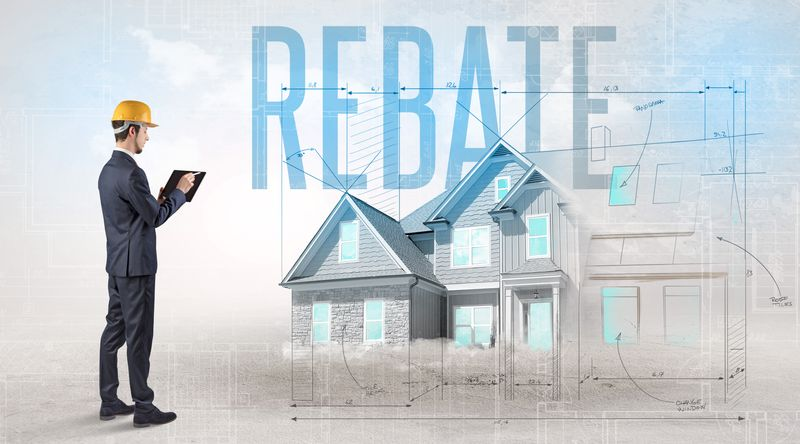 Professional reviewing budget for housing rebate